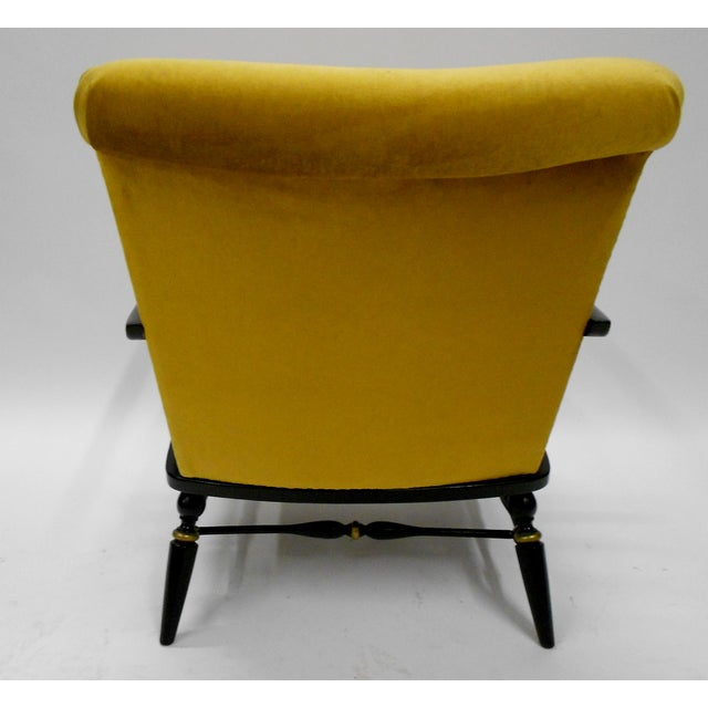 Mid-Century Baumritter Lounge Chair - Image 5 of 7