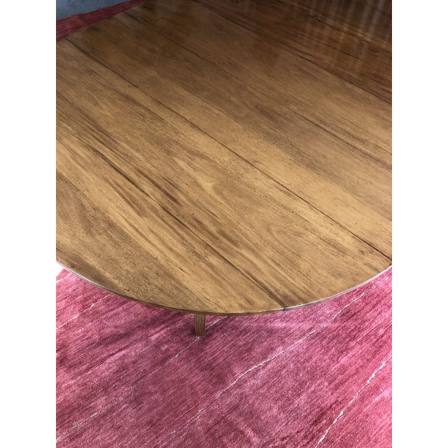 Regency Rose Tarlow Dining Table For Sale In Austin - Image 6 of 8