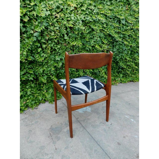 Moller Style Dining Head Chair For Sale - Image 4 of 11