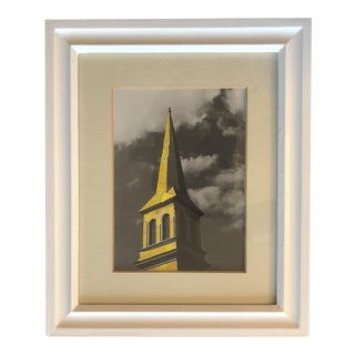 "1960s Vintage ""Sunshine Spire"" Original Collage For Sale"