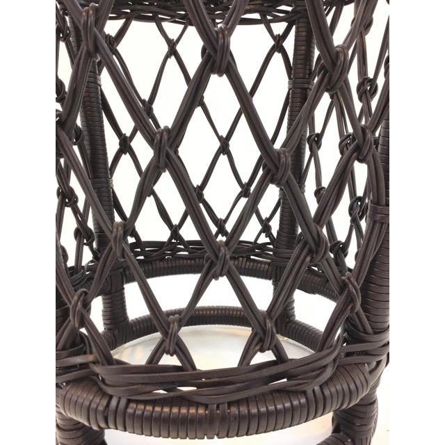 Lane Venture Outdoor Accent Table For Sale - Image 4 of 5