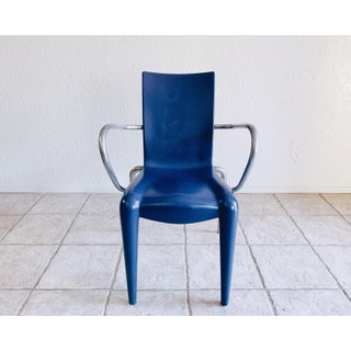 1990s Vintage Philippe Stark for Vitra Luis 20 Armchair Preview