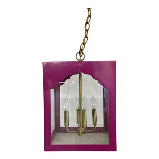 Coleen & Company Purple Lantern