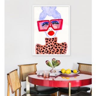 """Medium """"Colorful Girl"""" Print by Kendra Dandy, 24"""" X 32"""" Preview"""