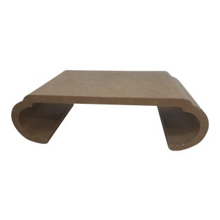 Lacquered Coffee Table by Alessandro for Baker