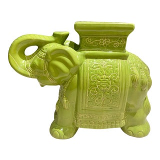 Garden Plant Stand Elephant For Sale