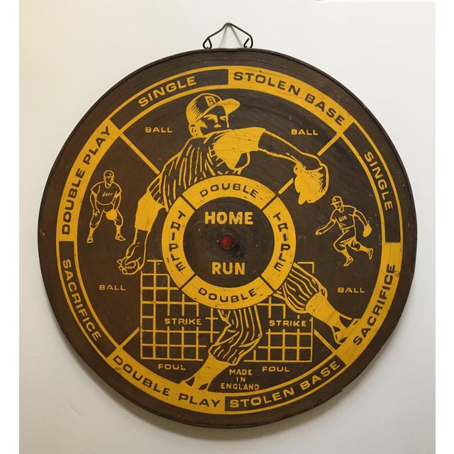 Vintage Regent Dart Board For Sale - Image 5 of 8