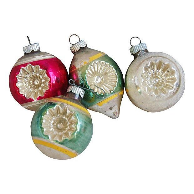 1950s Christmas Tree Ornaments - Set of 12 - Image 5 of 5