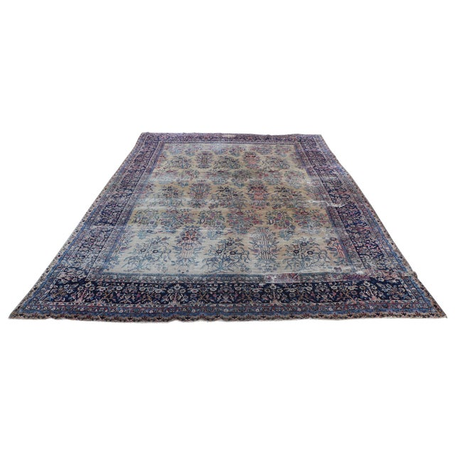 Large Persian Rug - 9′9″ × 14′4″ - Image 1 of 11