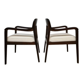 Pair of Dunbar Riemerschmid Chairs For Sale