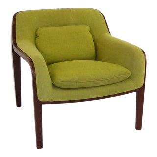1970s Vintage Bill Stephens For Knoll International Club Lounge Chair For Sale