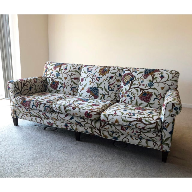 Vintage Mid-Century Sofa For Sale - Image 10 of 10