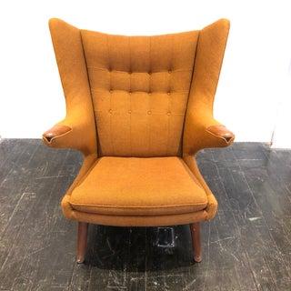 Hans Wegner Original Papa Bear Easy Chair Preview