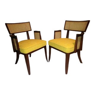 Edward Wormley for Dunbar Chairs - A Pair