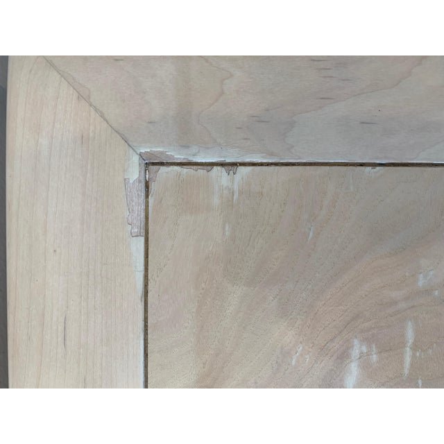 Burled Wood Credenza For Sale - Image 4 of 8