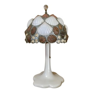 1970s Sea-Form Lamp by Produit and Perry For Sale
