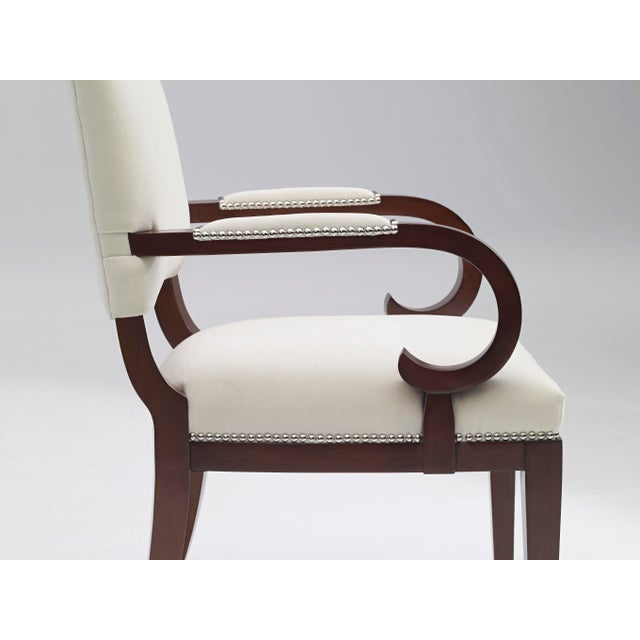 2010s Ralph Lauren Mayfair Dining Arm Chair For Sale - Image 5 of 6