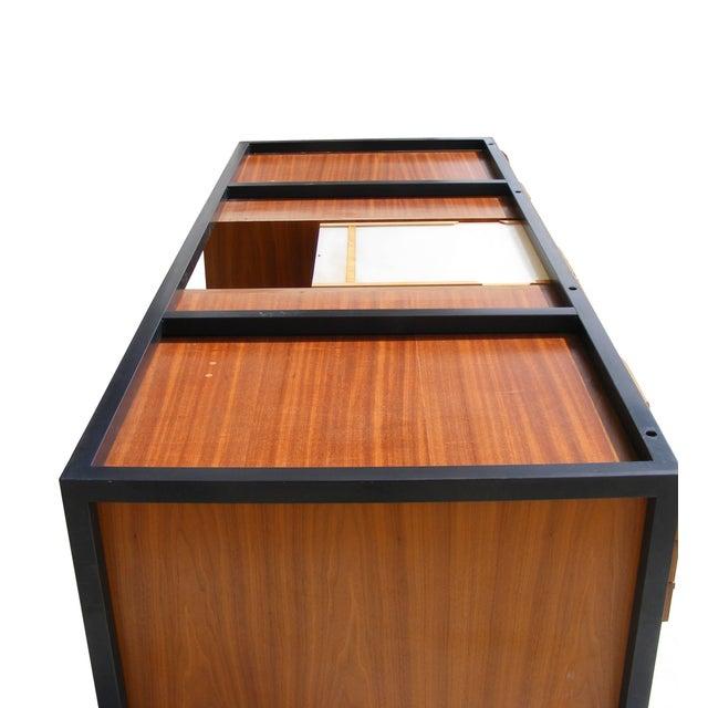 Wood George Nelson Style Photography Slide Cabinet Elden Enterprises For Sale - Image 7 of 9