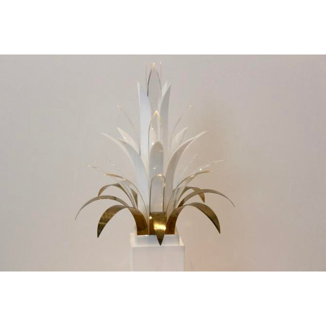 Sophisticated palm tree floor lamp by peter doff decaso palm tree floor lamp by peter doff image 9 of 10 aloadofball Gallery