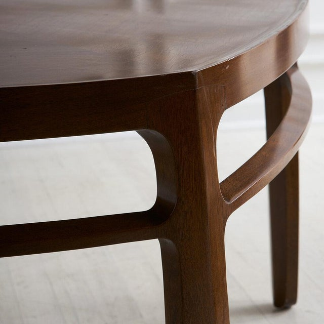 Mid 20th Century Edward Wormley for Dunbar, Janus Coffee Table For Sale - Image 5 of 7