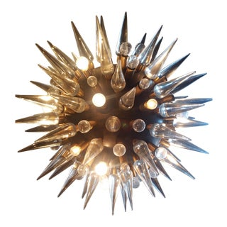 Spike Sputnik Chandelier