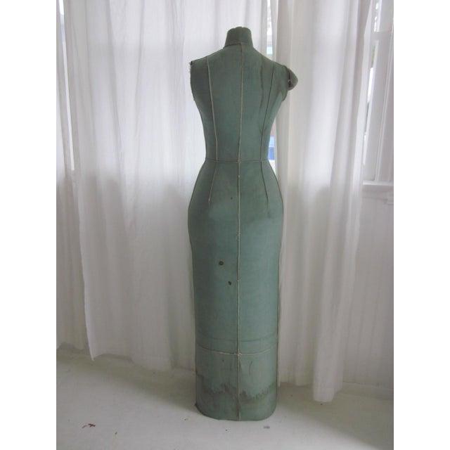 Unusual Full Body Antique Mannequin Form - Image 4 of 8