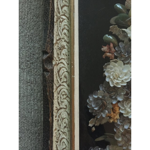Shell Floral Wall Art - Image 6 of 6