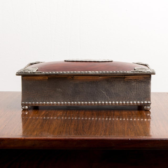 1950s French Jewelry Box For Sale - Image 4 of 9