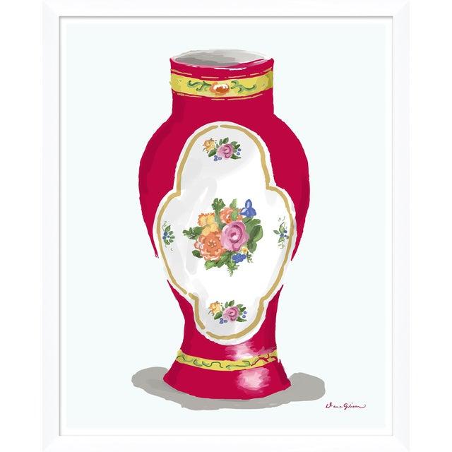 """""""Vase Series"""" By Dana Gibson, Framed Art Print For Sale"""
