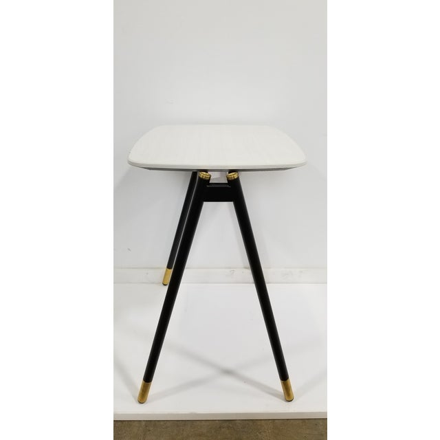 Mid-Century Modern Mid-Century Modern West Elm Tray Table For Sale - Image 3 of 6