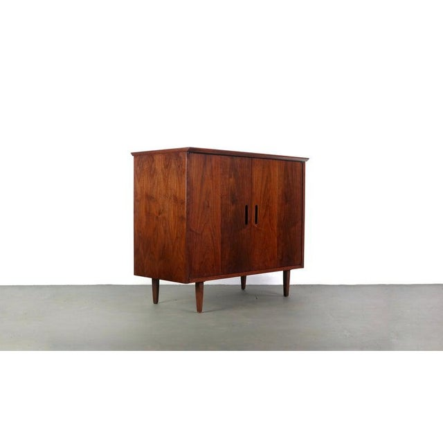 Intense Matching Pair of Arne Vodder Cabinets For Sale - Image 10 of 12