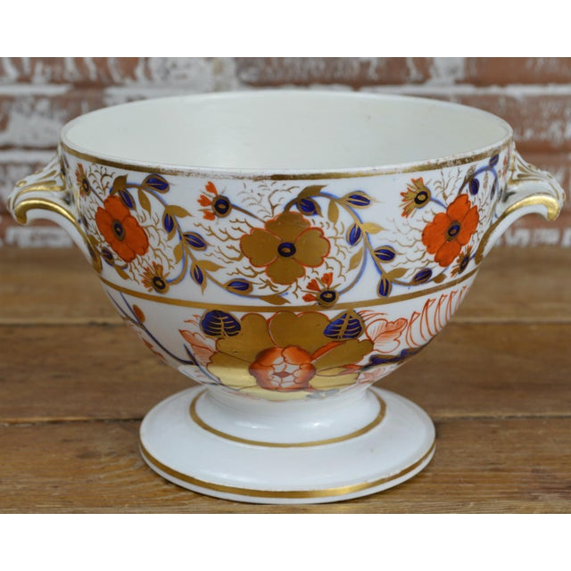 19th Century Crown Derby Old Japan Footed Bowl - Image 10 of 10