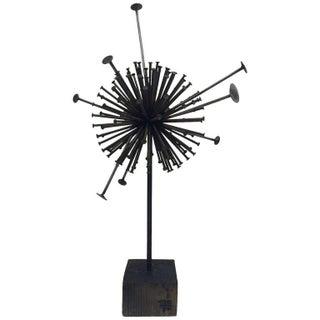 Modern Brutalist Sculpture by Frank Cotta For Sale