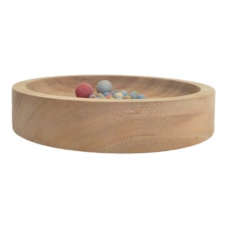Oz|shop Turned Monkeypod Bowl For Sale