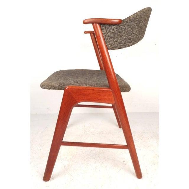 Kai Kristiansen for Korup Stolefabrik Dining Chairs - Set of 4 - Image 4 of 10