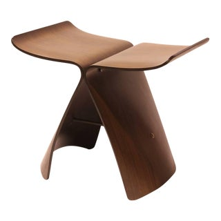 1960's Sori Yanagi for Tendo Mokko Butterfly Stool For Sale