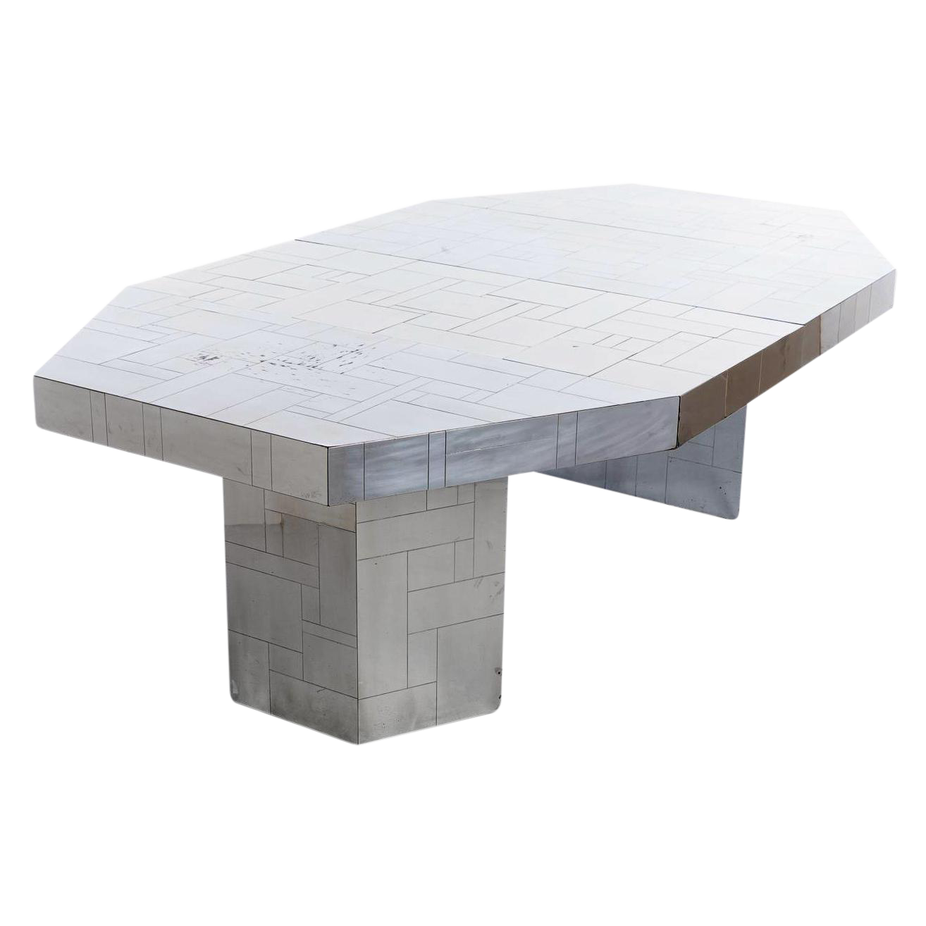 Paul Evans Cityscape Dining Table For Sale