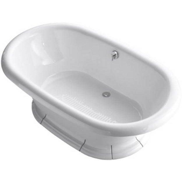 Kohler Vintage Cast Iron Freestanding Bathtub For Sale
