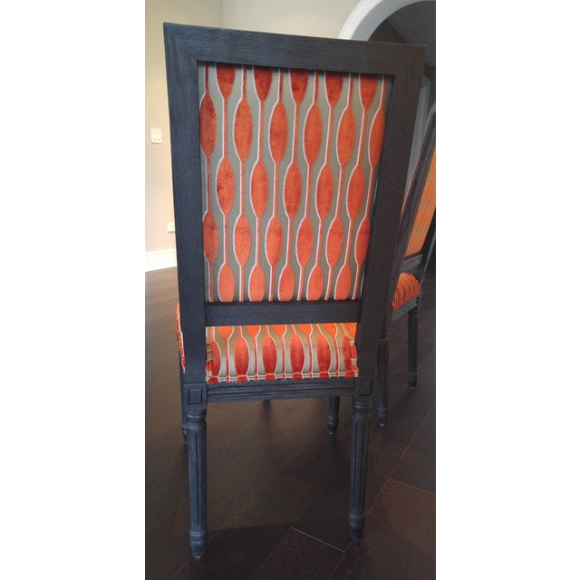 Ritz Carlton Showroom Dining Chairs - A Pair - Image 5 of 7