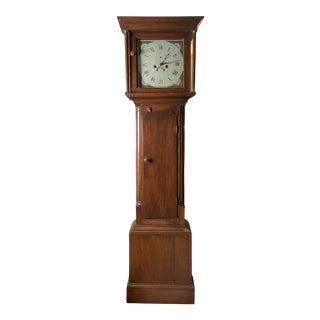 18th Century Georgian English Grandfather Clock