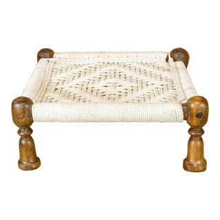 Asind Handwoven Pidda Stool For Sale