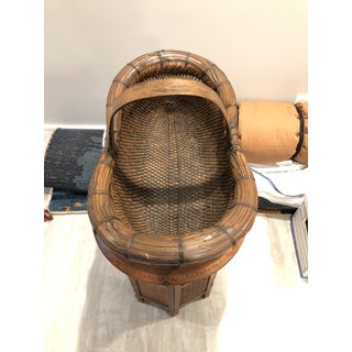 1900s Antique Chinese Basket Preview