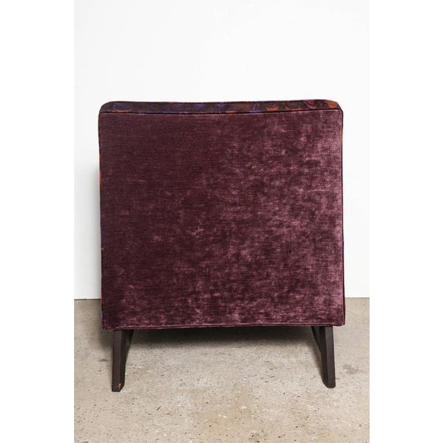 1950s 1950s Vintage Edward Wormley for Dunbar Lounge Chair For Sale - Image 5 of 8