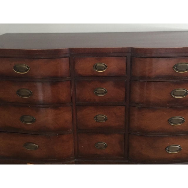 Henredon Mid-Century Dresser - Image 7 of 9