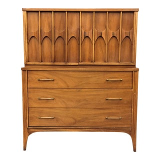 Kent Coffey Perspecta Highboy Chest