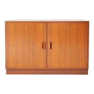 Børge Mogensen Danish Teak Cabinet For Sale