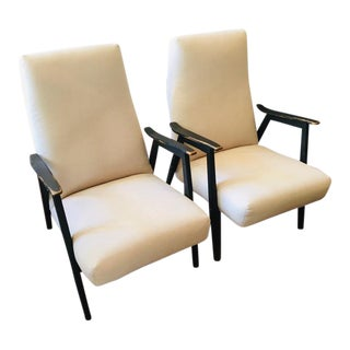1940's Post Modern Smoking Chairs - A Pair For Sale