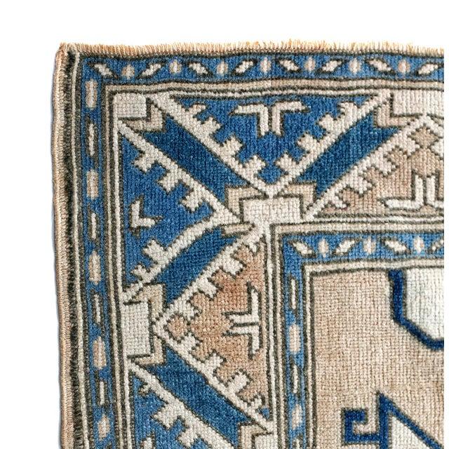 Tribal 1980s Handmade Turkish Konya Rug - 5′ × 7′11″ For Sale - Image 3 of 5