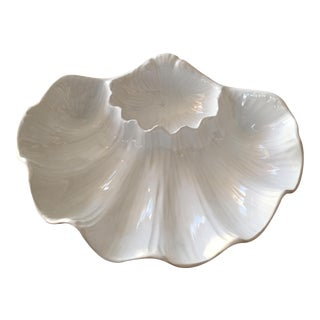 White Shell Oysters Platter For Sale