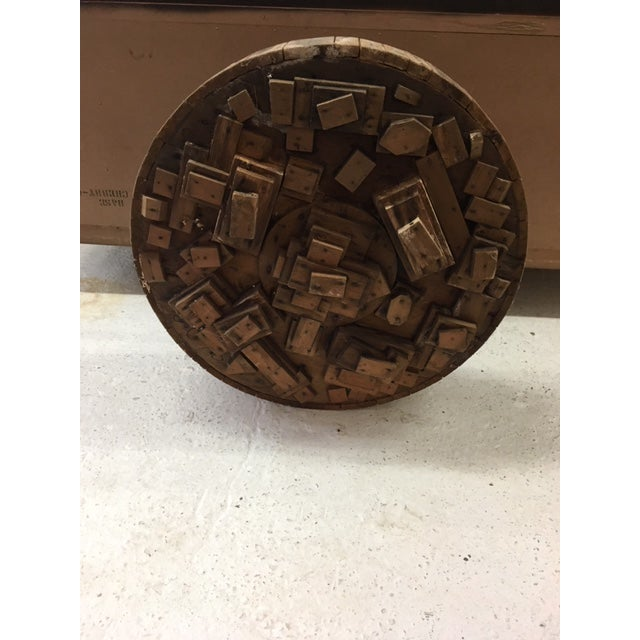 Wood Sculpture by George J. Marinko For Sale - Image 4 of 6